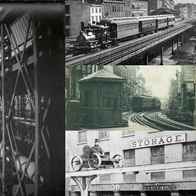 The Ghosts of New York Citys Elevated Railroads Webinar