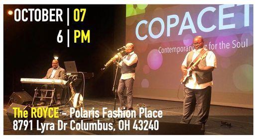 Copacetic @ The Royce, 7 October   Event in Riverlea   AllEvents.in