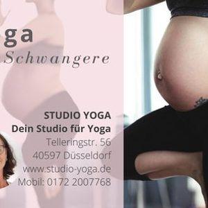 Yoga fr Schwangere mittwochs 16.30 Uhr