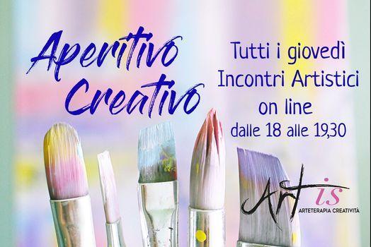 Aperitivo Creativo - Evento OnLine Studio Artis