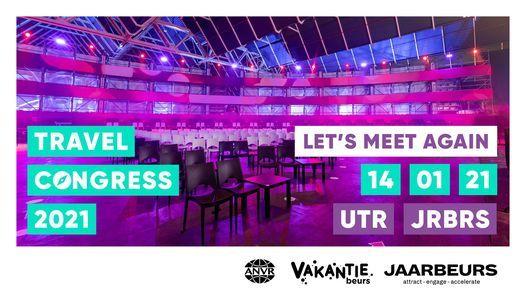 Travel Congress 2021, 14 January | Event in Utrecht | AllEvents.in