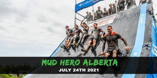 Mud Hero - Alberta, 24 July | Event in Red Deer | AllEvents.in