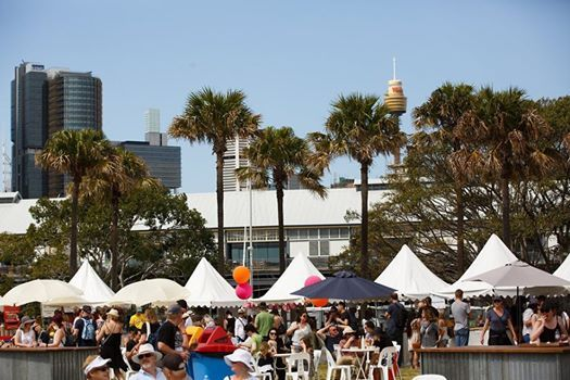 Pyrmont Festival 2 Day Food & Wine Event - 28-29 September