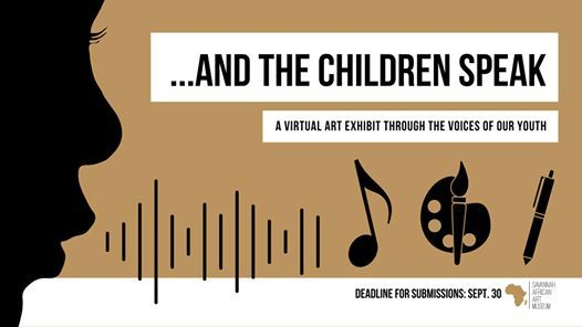 August 2020 Virtual Workshop And The Children Speak