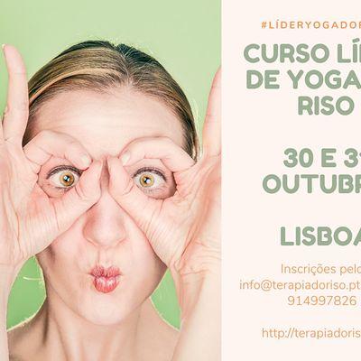 Curso Certificado de Lder de Yoga do Riso - Lisboa