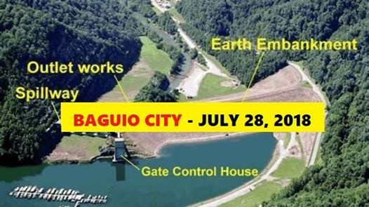 Baguio City- Seepage Analysis of Embankments and Earth Dams