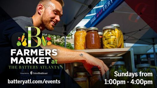 Farmers Market presented by UnitedHealthcare