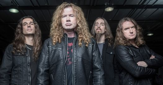 Megadeth & Lamb of God, 14 August   Event in West Palm Beach   AllEvents.in