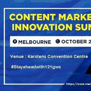 Content Marketing and Innovation Summit