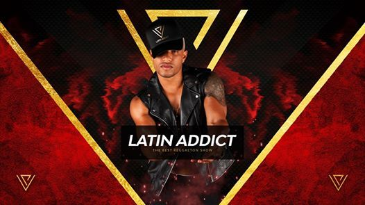 24.10 - The Best Reggaeton Show by Latin Addict - Docks 40 Lyon