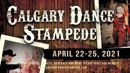 2021 Calgary Dance Stampede, 23 April | Event in Calgary | AllEvents.in