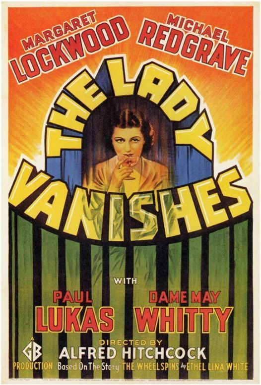 (The Lady Vanishes)