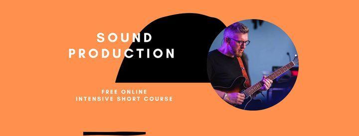 Sound Production short course [FREE/ONLINE], 7 December   Event in Edinburgh   AllEvents.in