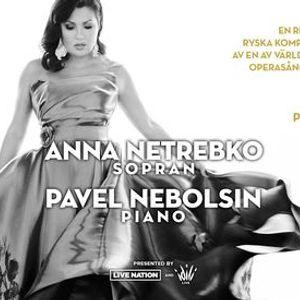 Nytt datum - Anna Netrebko  Konserthuset Stockholm