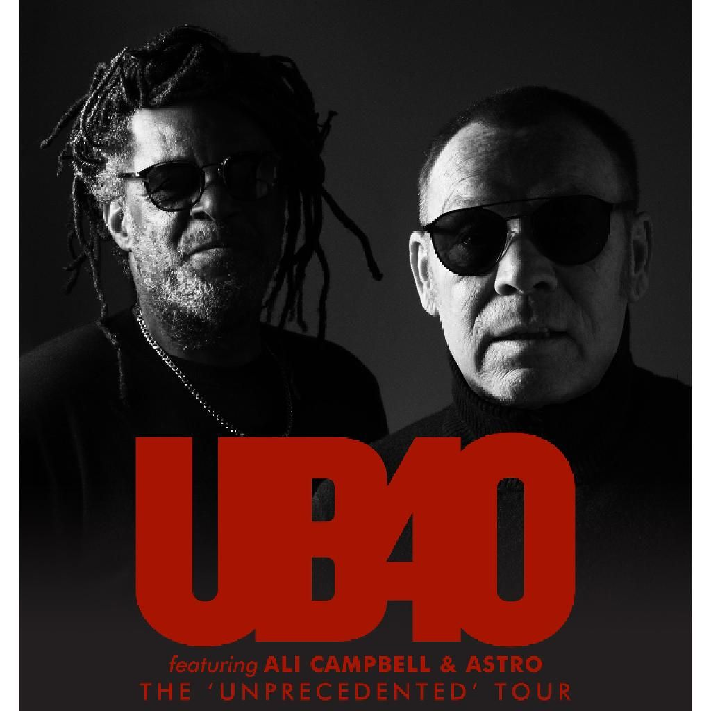 MRF Presents - UB40 feat Ali Campbell & Astro LIVE | Event in Salford | AllEvents.in