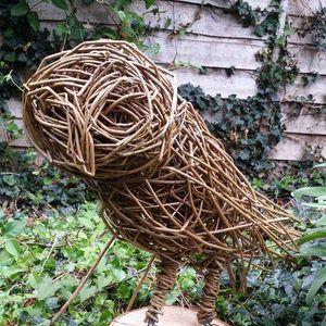 Willow owl workshop