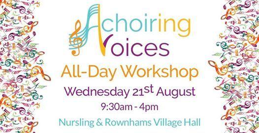 Singing Together Workshop