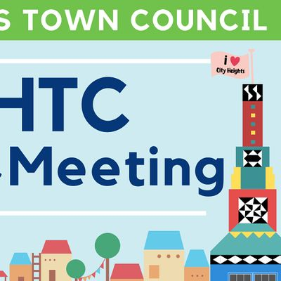 City Heights Town Council Meeting
