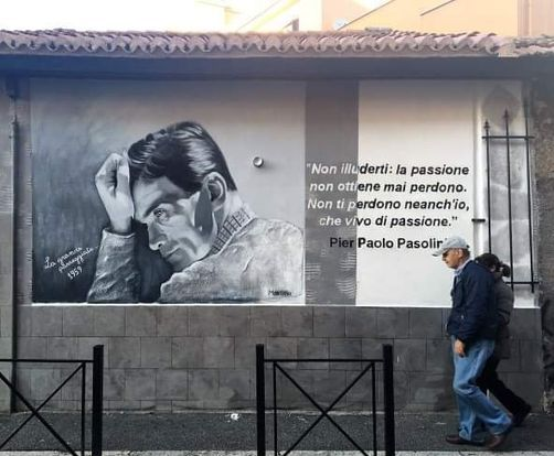 Pigneto di Pasolini: STREET ART E CINEMA NEOREALISTA, 13 December | Event in Rome | AllEvents.in