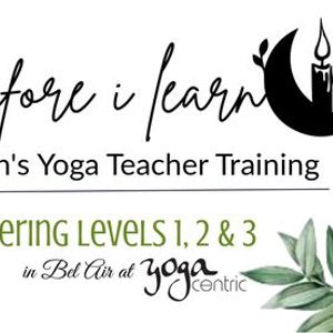 20 hour Childrens Yoga Teacher Training