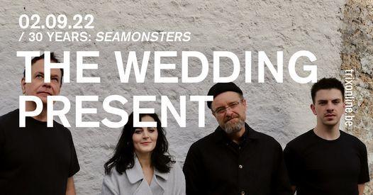 The Wedding Present / Trix, 2 September   Event in Antwerp   AllEvents.in