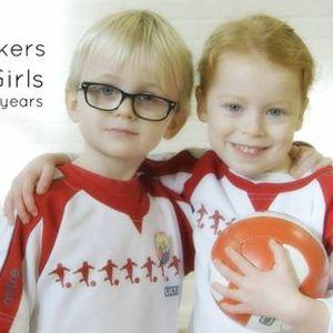 Little Kickers Classes in Croydon - Every Saturday