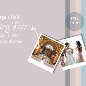St Georges Hall Wedding Fair