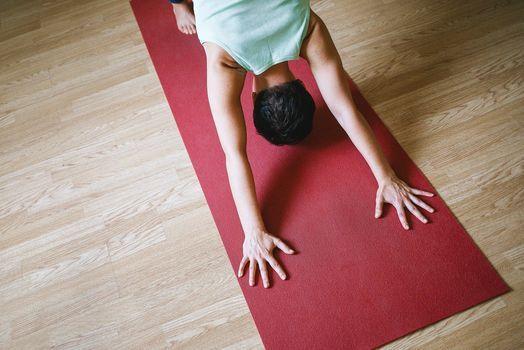 Iyengar Yoga (mixed level) with Orla Punch - in studio practice