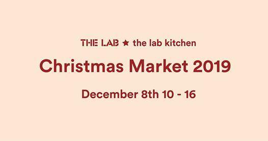 The lab x the lab kitchen Julemarked 2019