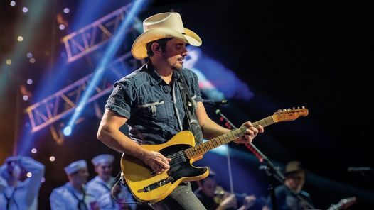 Brad Paisley World Tour, 4 November   Event in Uncasville   AllEvents.in