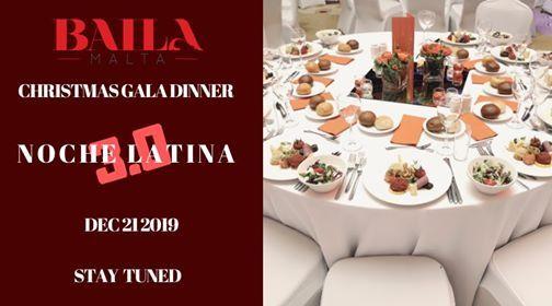 Christmas Dinner - Noche Latina 3.0