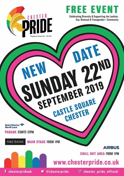 Music Is Now Original Music Stage at Chester Pride 2019