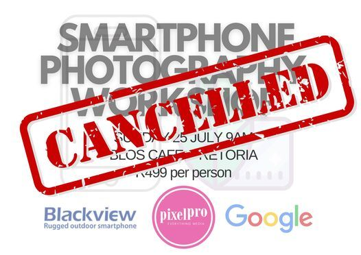 Smartphone Photography Workshop - 25 July 2021, 25 July | Event in Pretoria | AllEvents.in
