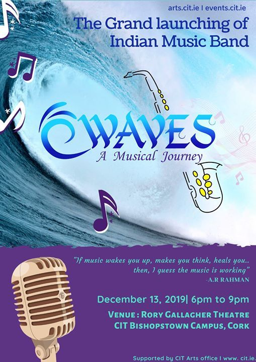 Waves A Musical Journey