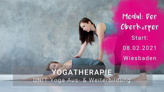 Der Oberkorper 50h Modul Der Yogatherapie Ausbildung In Wi Unit Yoga Wiesbaden February 8 To February 12 Allevents In