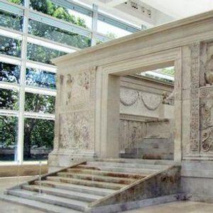 Accesso gratuito Lara Pacis di Augusto visita guidata 410 ore 1130