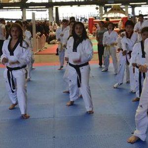 Lezione di prova Taekwondo