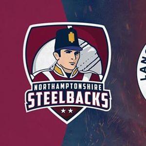 Steelbacks v Lancashire  Vitality Blast