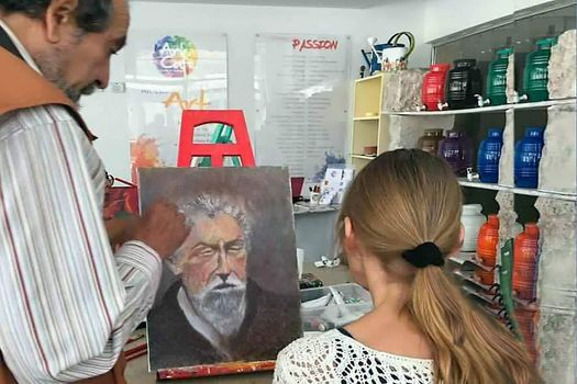 Painting Drawing Classes - Maadi Branch, 11 May | Event in Cairo | AllEvents.in