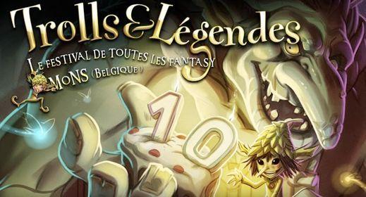 Trolls & Légendes du 15 au 17 Octobre 2021, 15 October   Event in Mons   AllEvents.in