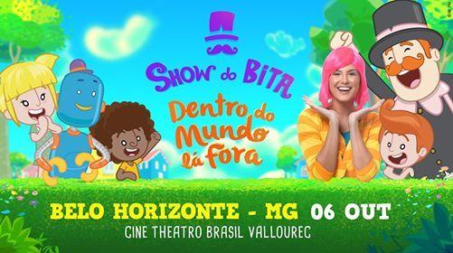 Show do Bita Dentro do Mundo l Fora em Belo Horizonte (MG)