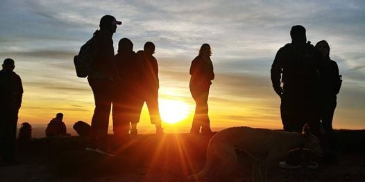 Winter Solstice Sunset On Pen Y Fan, 21 December   Event in Cardiff   AllEvents.in