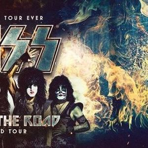 KISS End of the Road World Tour 2021
