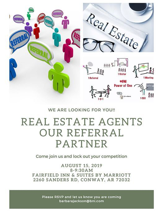 Real Estate Stack day at Fairfield Inn & Suites by Marriott