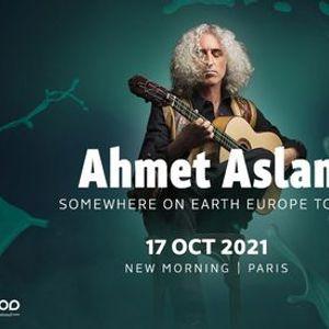 Ahmet Aslan  New Morning Paris