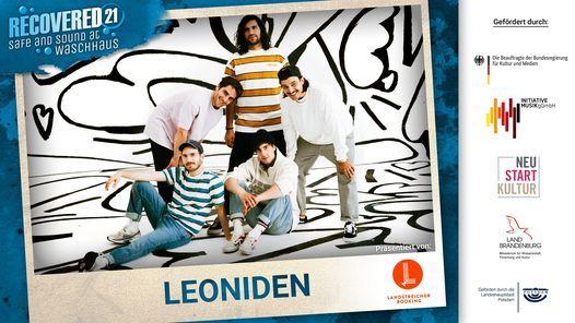 Leoniden | Potsdam - OPEN AIR, 25 June | Event in Potsdam | AllEvents.in