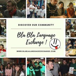 Chiang Mai BlaBla Language Exchange (OnLine - Every Wednesday)