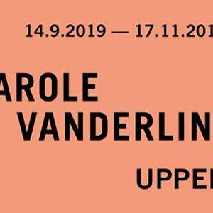 Artist Talk Stijn Maes interviewt Carole Vanderlinden