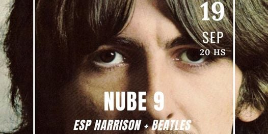 NUBE 9 - TRIBUTO THE BEATLES -, 19 September   Event in San Justo   AllEvents.in