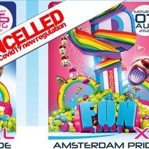 FunHouse XL - The Pride edition 2021